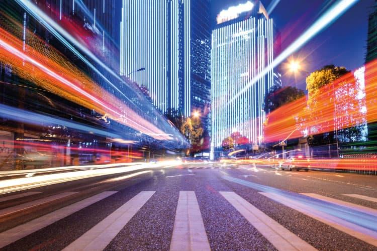TAAC Milano car lights